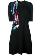 Louis Vuitton Pre-Owned Louis Vuitton 2014 فستان تفصيلي بالترتر