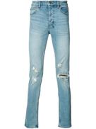 Ksubi Chitch ripped slim-fit jeans