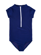 Duskii Girl short sleeve swimsuit