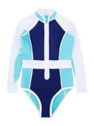 Duskii Girl long sleeve swimsuit