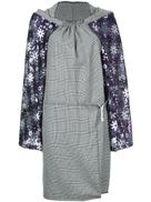 Comme Des Garçons Pre-Owned Comme Des Garons Pre-Owned sequin embroidered dress