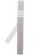 Thom Browne 4-bar Wool Knit Tie