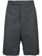 Thom Browne classic backstrap shorts