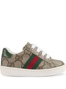 Gucci Kids GG Supreme low-top sneakers