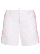 Dsquared2 tinsel detail shorts