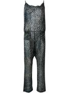 فيلويس بذلة مطبوعة بتصميم الإنسان