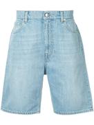 Cerruti 1881 denim bermuda shorts