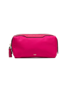 Anya Hindmarch hot pink Girlie Stuff Nylon Pouch
