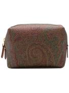 Etro paisley wash bag