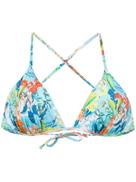 Track & Field Maldivas bikini top
