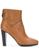 Hermès Herms pre-owned high-heel ankle boots