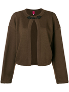 Emanuel Ungaro Pre-Owned toggle fastening jacket