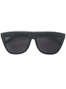 Saint Laurent Eyewear snakeskin effect sunglasses