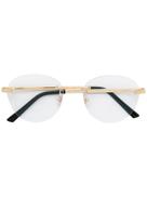 نظارات كارتير بدون إطار دائري