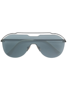 Fendi Eyewear oversized aviator frame sunglasses
