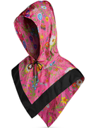 Gucci hood with Flora print