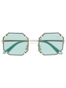 Dolce Gabanna Dolce & Gabbana Eyewear square-frame sunglasses