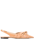 Jimmy Choo Annabell flat shoes