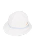 Familiar bear logo sun hat
