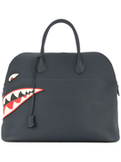 Hermès Herms 1994 pre-owned Herms Boldie Shark 45 tote bag