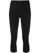 No Ka' Oi side panelled cropped leggings