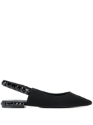 Dolce Gabanna Dolce & Gabbana slingback slippers