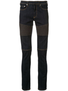 Neil Barrett lightening bolt jeans