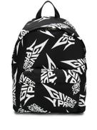 Givenchy Extreme logo backpack