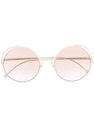 Fendi Eyewear Fendirama round frame sunglasses