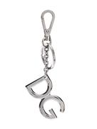 دولتشي آند غابانا سلسلة مفاتيح مزينة بشعار Dolce & Gabbana