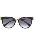 Moschino Eyewear oversized sunglasses