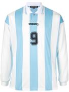 Sankuanz Football styled polo shirt