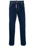 Dsquared2 straight leg jeans