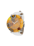 Yunik Small Round Yellow Stone 36mm