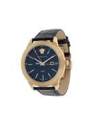 Versace business slim watch