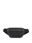 Burberry Medium London Check and Leather Bum Bag