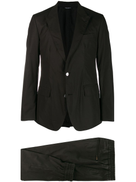 Dolce Gabanna Dolce & Gabbana poplin two-piece suit