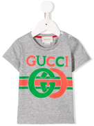 Gucci Kids GG logo print T-shirt