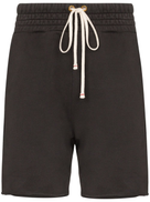 Les Tien raw hem drawstring shorts