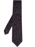 ربطة عنق مطرزة بشعار Gieves & Hawkes