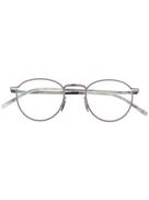 Mykita Ismo round-frame glasses