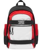 Burberry Nevis colour-block rucksack