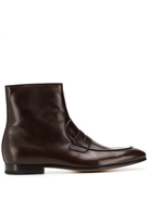 Paul Smith loafer-detail ankle boots
