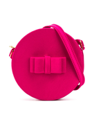 Little Marc Jacobs The Marc Jacobs Kids bow-embellished circle bag