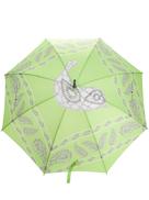 Natasha Zinko bird-print logo umbrella