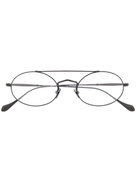 Giorgio Armani round aviator glasses