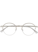 Mykita x Maison Margiela نظارة شمسية بإطار دائري