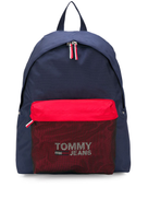 تومي جينز حقيبة ظهر بتصميم شبكي