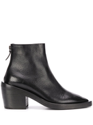 Marsèll Marsll side-zip ankle boots