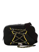 Givenchy contrast piping drawstring belt bag